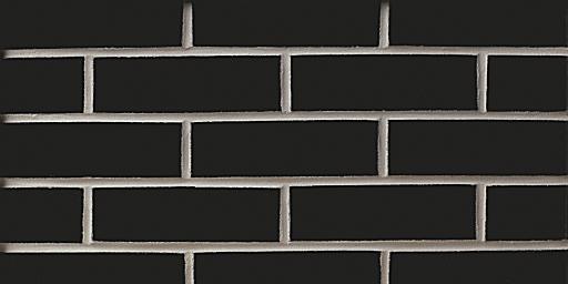 Black Glazed (G701)