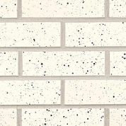 Oyster White/Speck Glazed (G825)