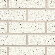 White/Speck Glazed (G725)