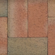 104FL Red Flashed Paver