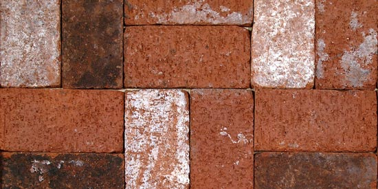 Canal Street Pavers
