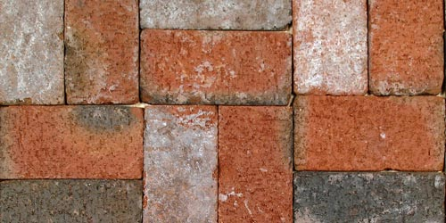 Canal Street Flashed Pavers