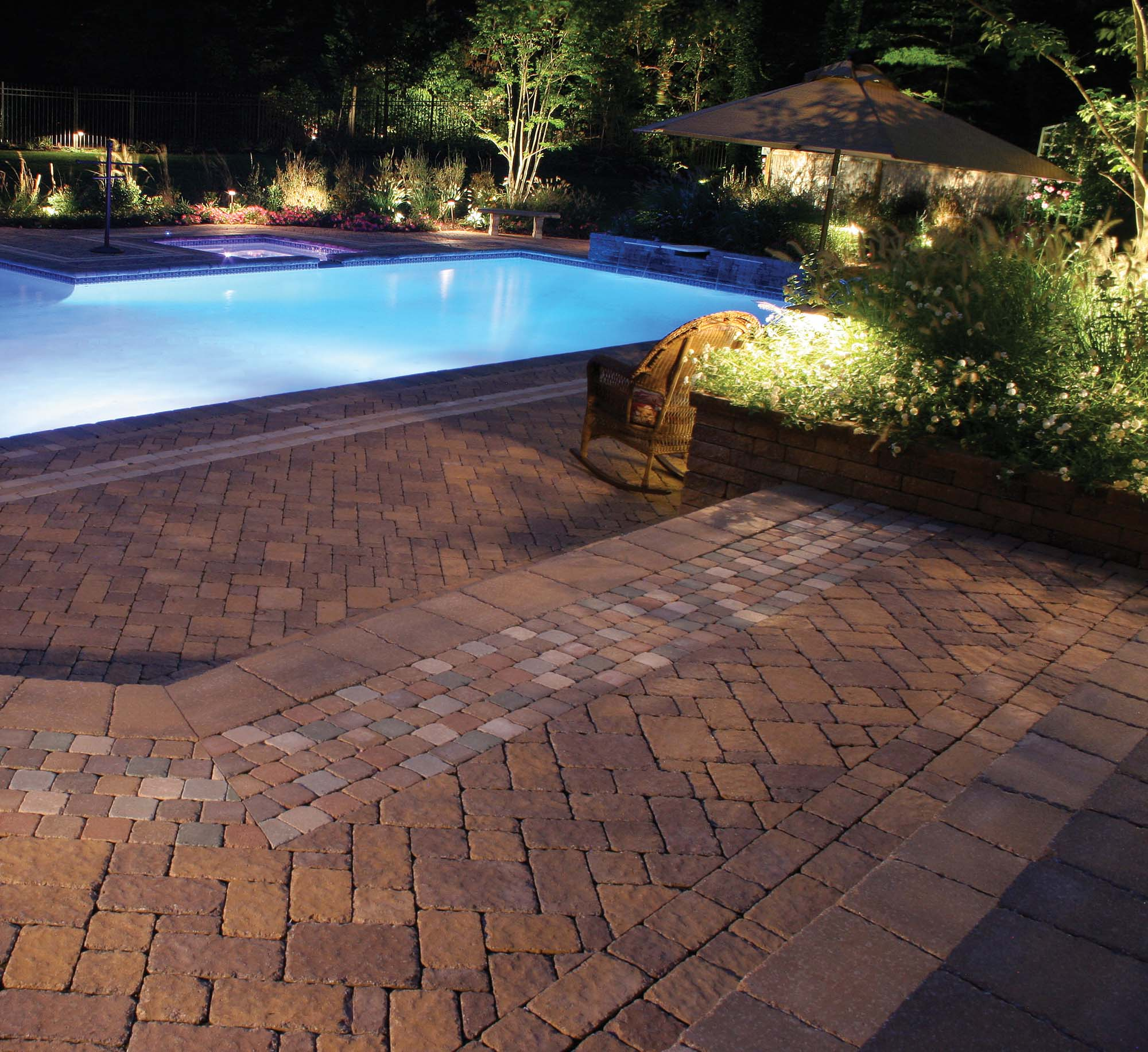 Featured Paver Projects Kings Building Material