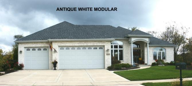 Residentual - Antique White Modular