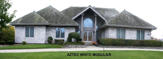 Residential - Aztec White Modular