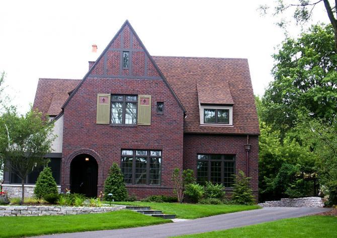 Residential - Williamsburg Tudor