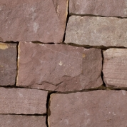Plum Squares & Strips
