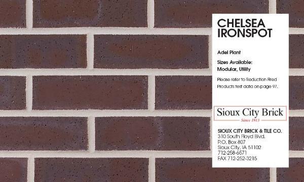 Chelsea Ironspot