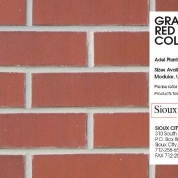 Granite Red Colonial