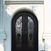 SH 13 Wrought Iron Door