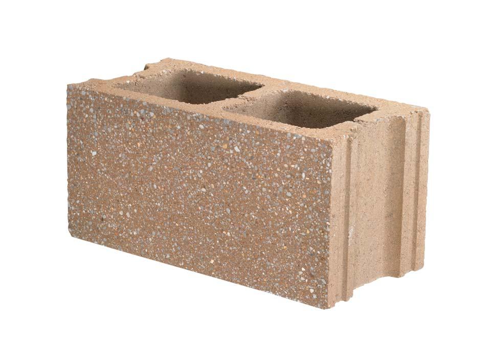 Glazed Cinder Blocks : Blocks kings building material