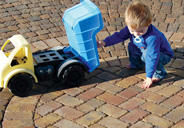 Paver Safety