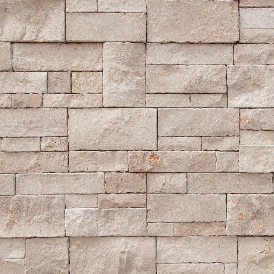 biscuit tan large natural stone