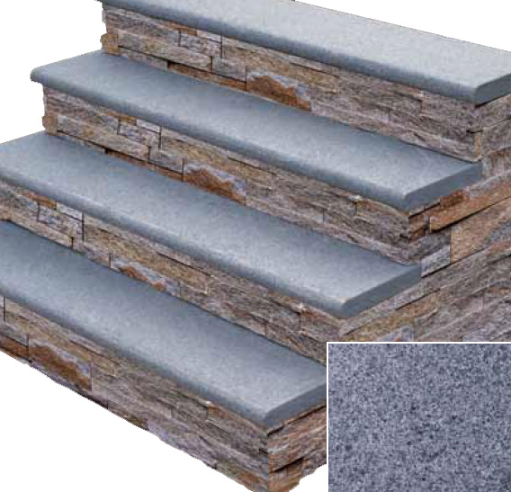 granite-stair-treads-charcoal