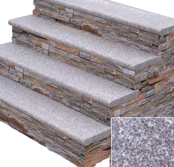 granite-stair-treads-pecan