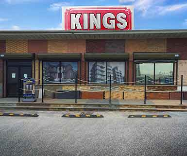 Kings locations Johnson ave brooklyn New York
