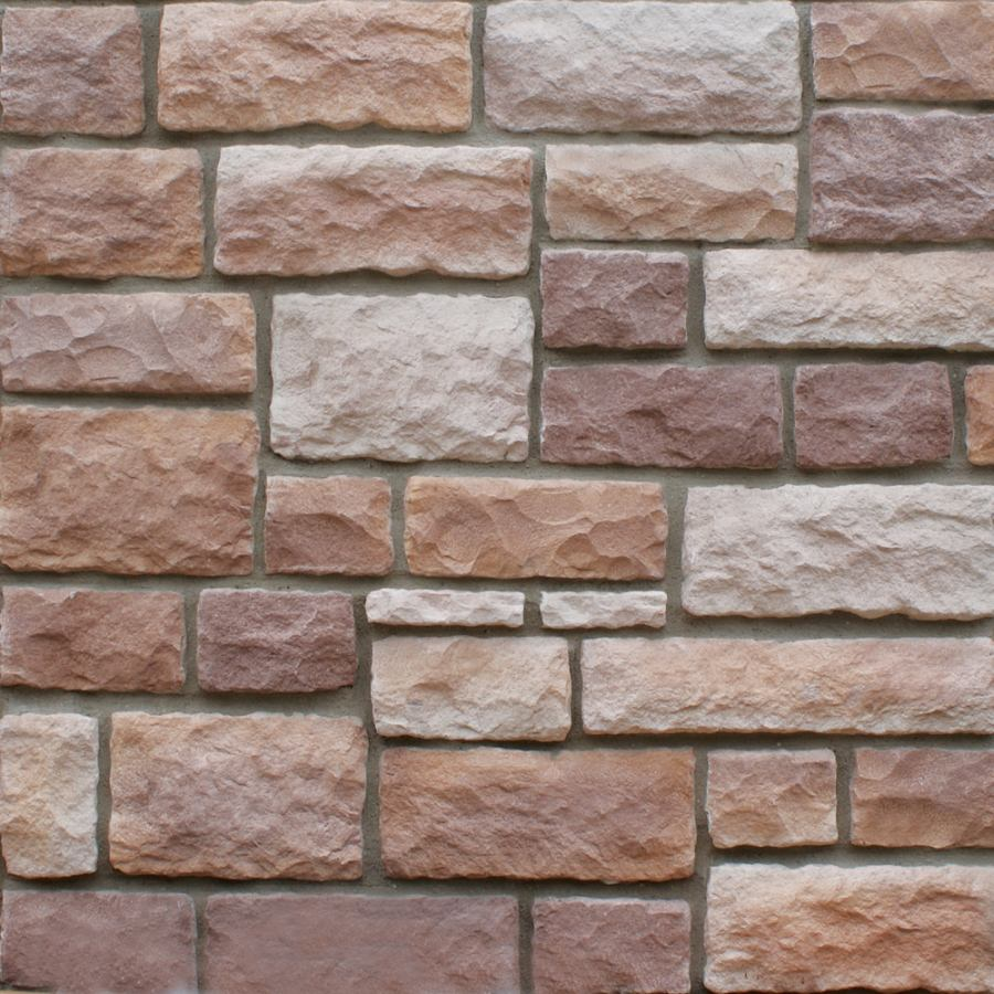 manufactured stone rubble carmel