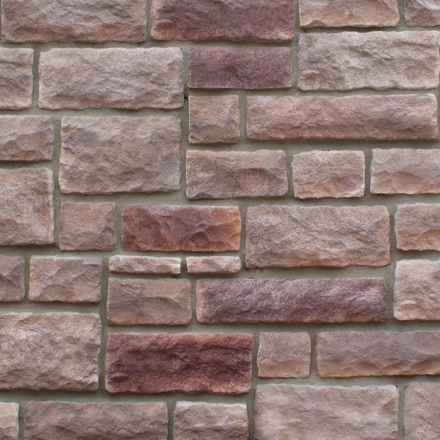 manufactured stone rubble hazelton