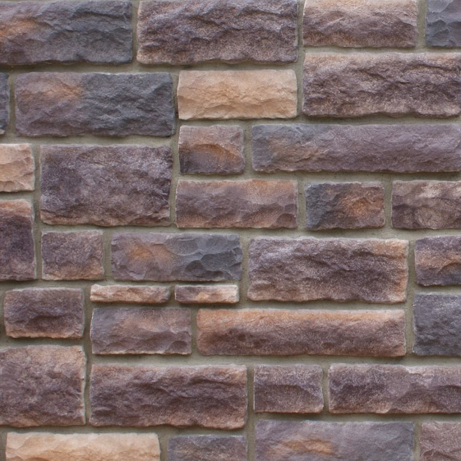 manufactured stone rubble plum creek