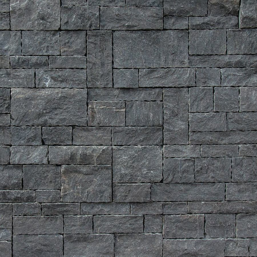 misty gray large natural stone