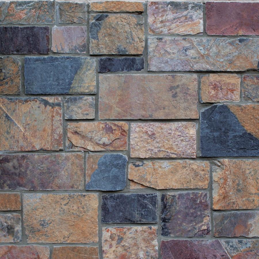 natural stone veneer earth blend