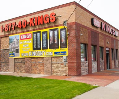 Kings locations Long Island New York