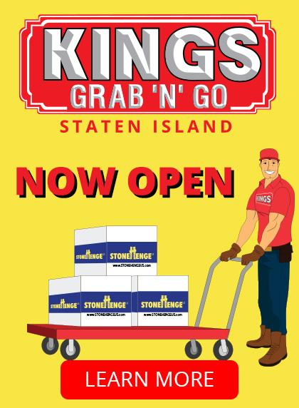 KINGS Grab and Go is now open. Click to learn more
