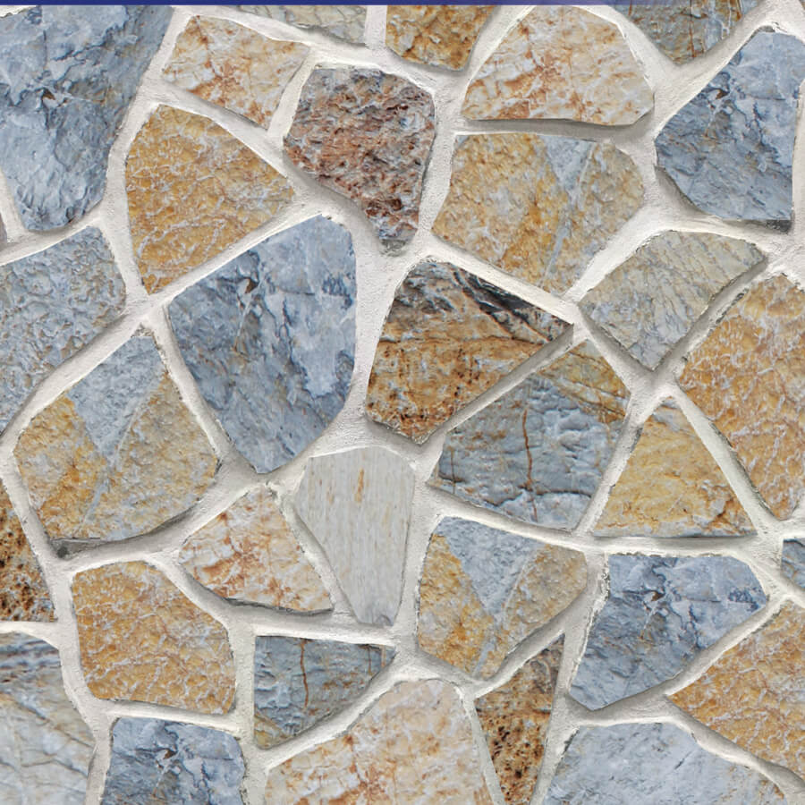 Bavarian scottish color swatch of stone