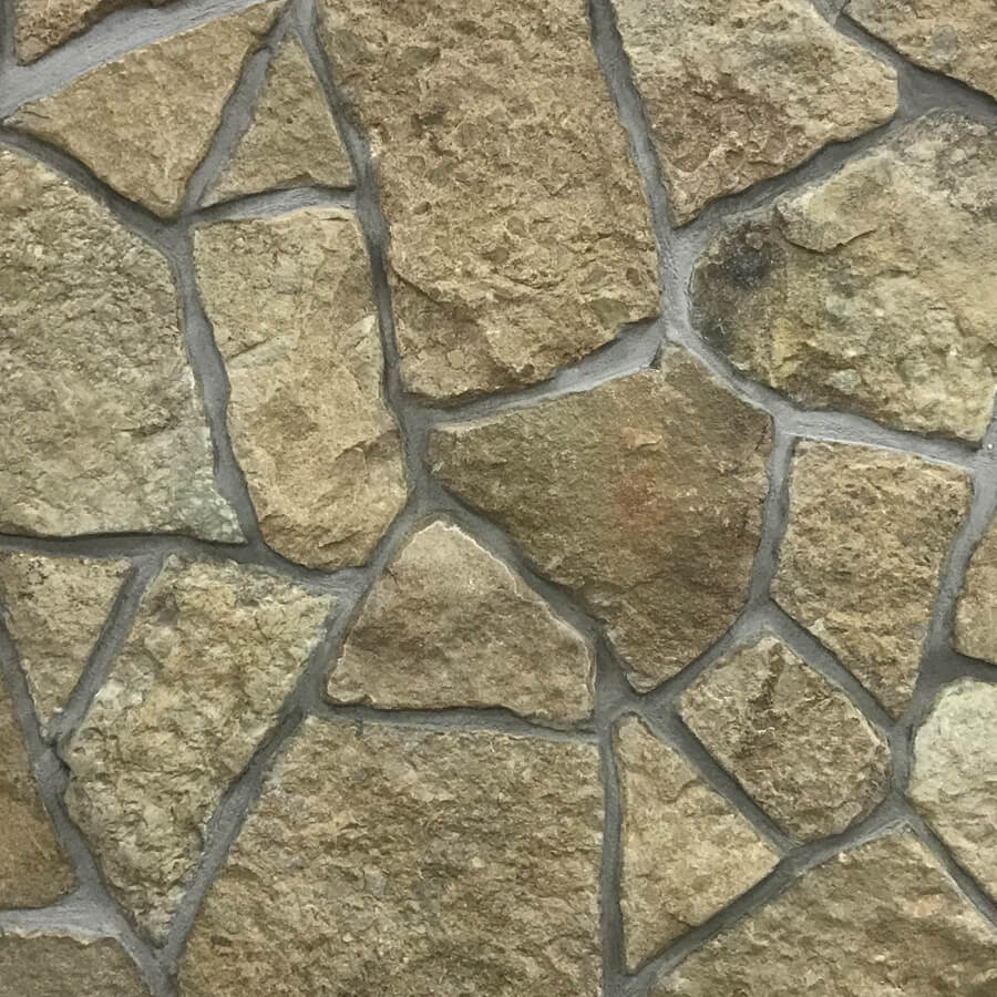 Rustic Suede color swatch of stone