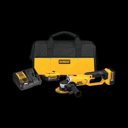 20V MAX* LITHIUM ION GRINDER TOOL KIT