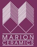 marion ceramics logo